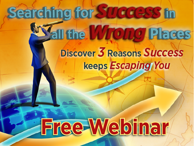 Search for Success Webinar