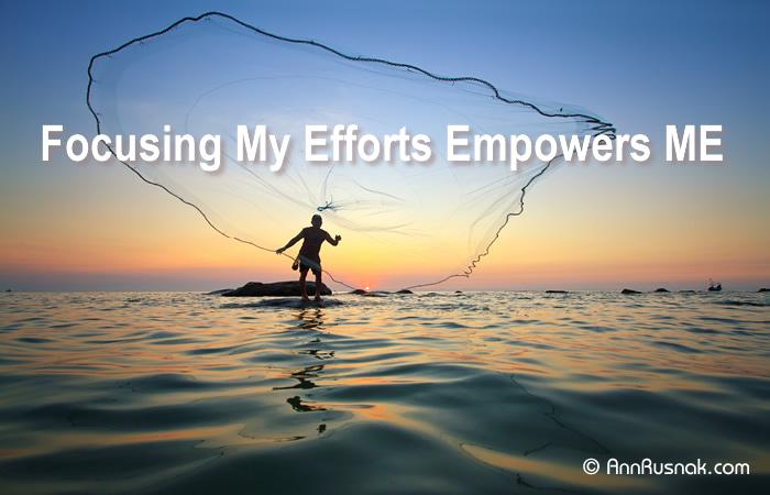 my efforts empower me