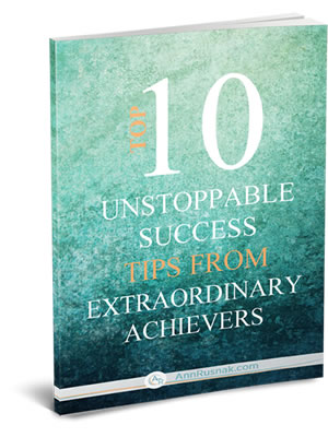 10 Top Unstoppable Success Tips