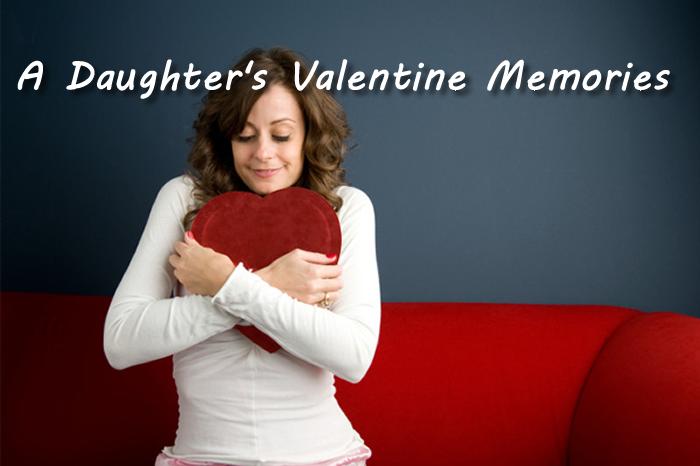 Valentine memories Ann Rusnak